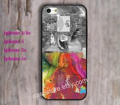 right brain left brain iphone 5 case mockingjay by charmcover, $7.99