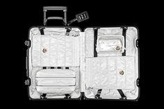 Moncler and RIMOWA suitcase fashion design 2
