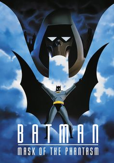 Batman  : Mask of the Phantasm is a 1993 American animated neo-noir superhero mystery film featuring the DC Comics superhero Batman, and is based on the 1990s Batman: The Animated Series. Released by Warner Bros., the film was directed by Eric Radomski and Bruce Timm,
