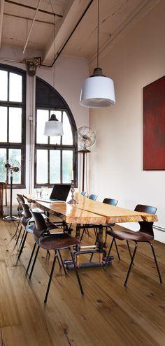 Interieur | Holzboden | Parkett von Kährs | 1-Stab Landhausdiele Eiche Casa aus der Grande Collection | Mehr Inspirationen auf www.kahrs.com