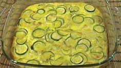 Sformato di zucchine e cipolle | Io e...la mia cucina
