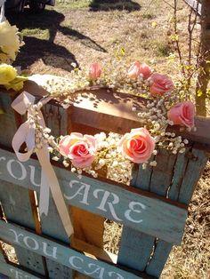Flower girl wreath Flower Girl Wreaths, Floral Wreath, Florals, Wedding Flowers, Crown, Decor, Floral, Floral Crown, Corona