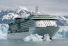 Le grandi navi da crociera arrivano in Unalaska