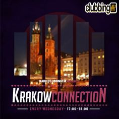 """Ferh.Sound Radio show """"Cracow Connection"""" on air!! Every Wednesday Radio Clubbing fm 92.3 (Valencia-Spain) 5pm-6pm. Download it from www.ferh.sound.com on Thursdays."""