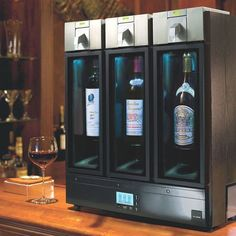 Skybar's Wine Preservation System Is A Wine Enthusiast's Dream