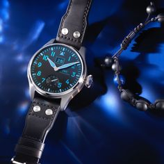 Either choose to boldly wear the Shamballa® Bucherer BLUE bracelet next to an iconic BLUE timepiece like the Panerai Luminor GMT Bucherer BLUE, the IWC Schaffhausen Big Pilot's Watch Big Date Bucherer BLUE or go for a purist, understated look and only wear their bracelets on their wrists.