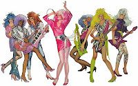 Jem and the Holograms.