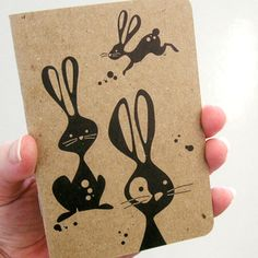 like the bunny images.  good for inspiration.