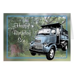 happy birthday trucker TRUCK Driver Funny Trucker Birthday Cards   * Trucker Quotes, Art  happy birthday trucker