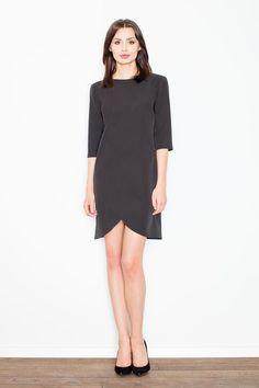Black Figl Dresses