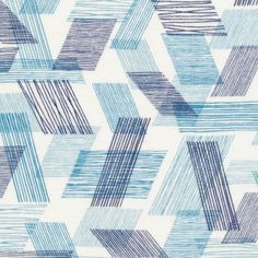 print & pattern: FABRICS - cloud9