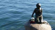 Copenhagen, Little Mermaid © Christina Jensen