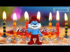 Smurfs Alles Gute Zum Geburtstag Video Herunterladen Dayparohummml
