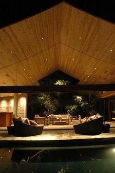 Trinidad Home - contemporary - patio - other metro - Gordon Rogers INC/AIA