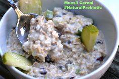 Muesli Oatmeal Recipe #NaturalProbiotic #CollectiveBias #shop