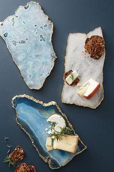 Everyone needs an agate cheese board