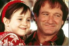 """La niña del exitoso film 'Papá por siempre': """"Nunca imaginé perder a Robin"""" - http://www.leanoticias.com/2014/08/21/la-nina-del-exitoso-film-papa-por-siempre-nunca-imagine-perder-a-robin/"""