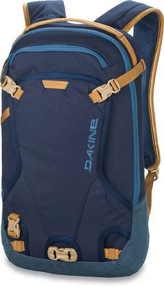 Dakine Heli Pro 20L Backpack - Radness | Dakine Rucksacks ...
