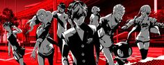 I had been waiting for a Persona game for eight years since Persona 4 came out. Persona 5 is one of the best games released all year, and also one of . Persona 5, Ps4, Playstation, Dramas, Video Game Reviews, Pixel, Monster Hunter, Manga, Akira