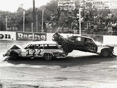 Islip Speedway in Islip closed in 1984... In the summer we could hear the cars from the kid's bedroom window.. 78-84