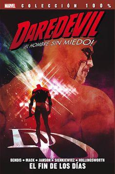 'Daredevil. El fin de los días'. Varios Autores