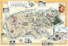 77 Best Cortona Italy images