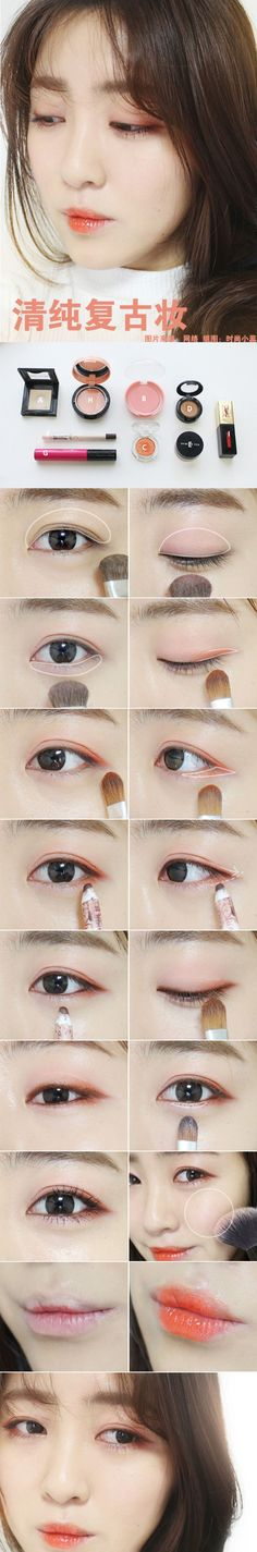 asian makeup...