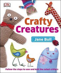 Crafty Creatures  #craft #craftideas