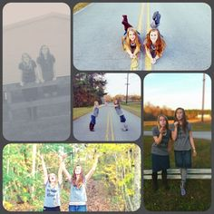 Best friend or sister photo shoot