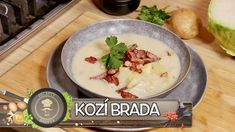 Cheeseburger Chowder, Camembert Cheese, Goats, The Creator, Ethnic Recipes, Youtube, Kitchens, Drinks, Youtubers