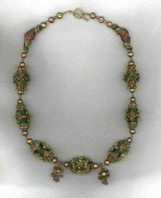 Collage Bead Beaded Jewelry Kit