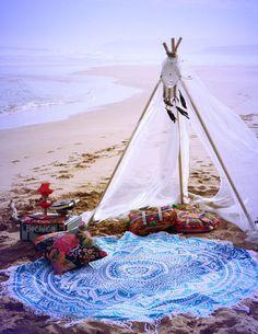 Beach Tent Hideaway