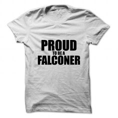 Awesome Tee Proud to be FALCONER Shirts & Tees