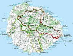 la gomera map - Google Search