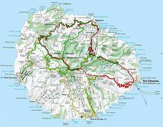 la gomera map - Google Search