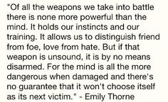 Emily Thorne Quote: Payback #Revenge