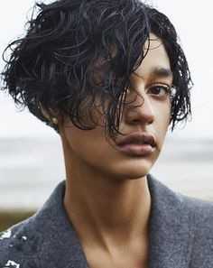 Damaris for Volkskrant Magazine (Various Editorials)