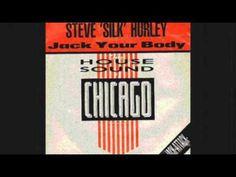 STEVE SILK HURLEY - Jack Your Body (Original Mix) 1986----