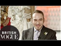 Christian Louboutin at the Vogue Festival 2015 - YouTube