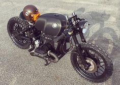 'Black Baron' BMW R100S – Relic Motorcycles