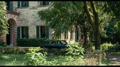 Call Me By Your Name Movie Set - 17th-Century Italian Villa