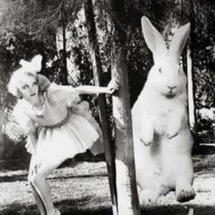 Vintage Easter Pinups