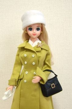 Jenny and I: ロングコート Long Coat