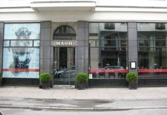 Mash Steakhouse Copenhagen,excellent venue with quality food ,staff and ambience