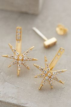 { Dallas Shaw picks: e & j astral jacket earrings }