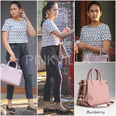 Yay or Nay : Mira Kapoor snapped carrying a Burberry bag Bollywood Style, Bollywood Fashion, Bollywood Actress, Fashion Bags, Fashion Ideas, Fashion Design, Aalia Bhatt, Mira Rajput, Shahid Kapoor