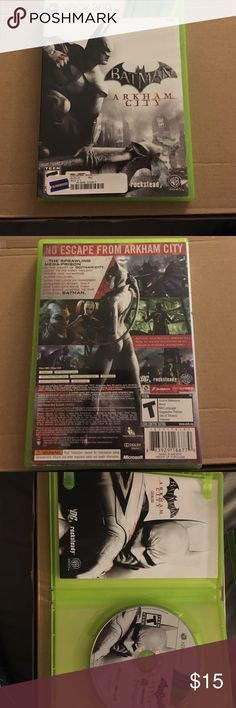 Bateman Arkhangelsk city for Xbox 360 Great game for Xbox good condition Other