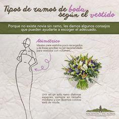 ¡Cuida estos consejos, complementa tu vestido con un hermoso ramo y crea la combinación perfecta en tu día! #weddingday #sanmigueldeallende #hacienda #ramos #flores #bodas #mexico