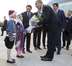 Президент в Турции