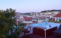 Located downtown Lisbon, in Chiado, Casa Balthazar is part of the city's history. Metro Station, Portugal Travel, Terms Of Service, Trip Advisor, Dolores Park, Mansions, House Styles, City, Vacation Ideas